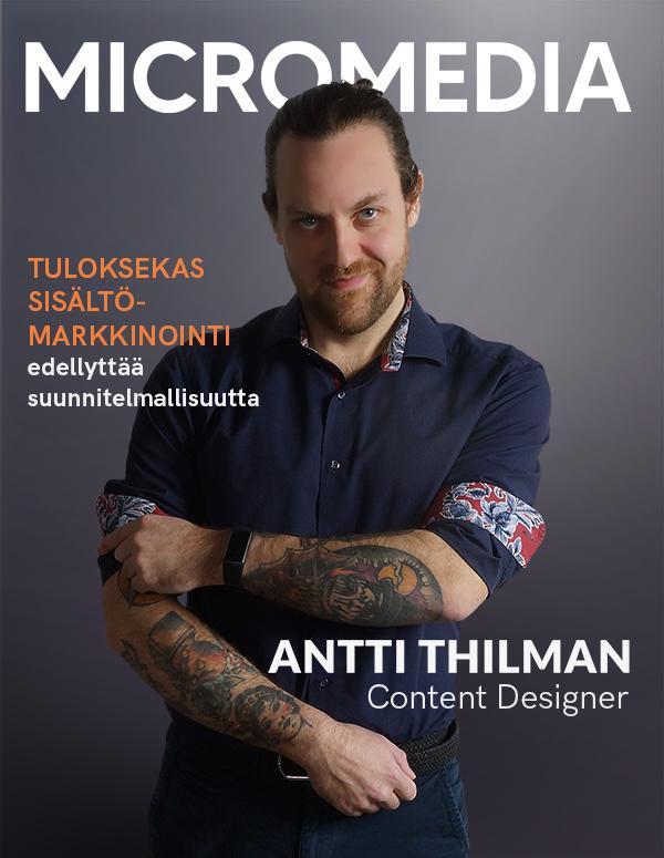 Antti Thilman Micromedia