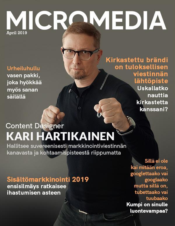 Kari Hartikainen Micromedia