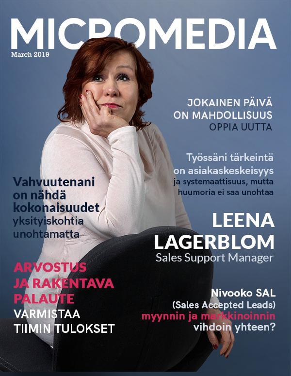 Leena Lagerblom Micromedia