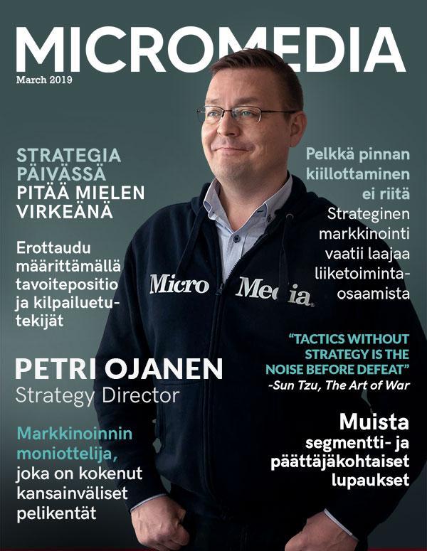 Petri Ojanen Micromedia