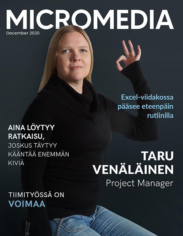 Taru Venalainen Micromedia