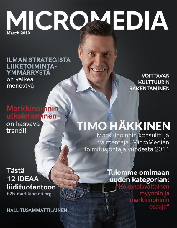 Timo Hakkinen Micromedia