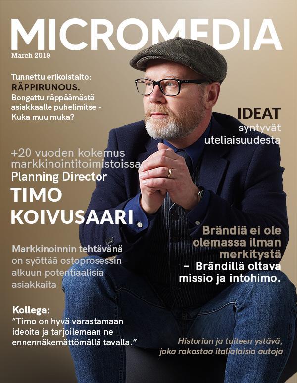 Timo Koivusaari Micromedia