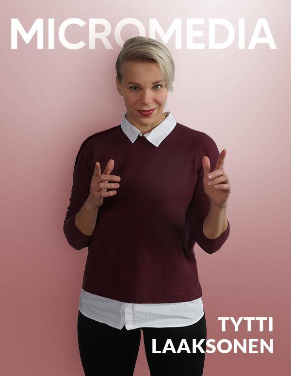 Tytti Laaksonen Micromedia