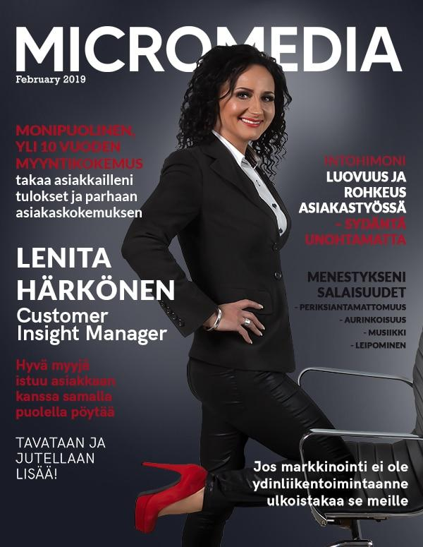 Lenita Harkonen Micromedia